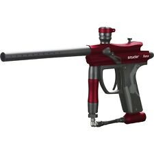 Spyder Fenix Electronic Marker / Gun - Gloss Red - Paintball