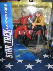 Diamond Select Star Trek Captain Kirk and Khan