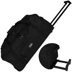 Trolley Reisetasche Sporttasche Trolleytasche Tasche Koffer Reise 2 Rollen 50L