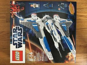 lego star wars 9525 Retired Pre Vizsla's Mandalorian fighter