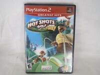 Sony PlayStation 2 Hot Shots Golf Fore! Greatest Hits Video Game