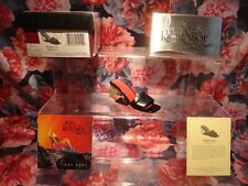 "Just The Right Shoe Raine Originals -"" Rendezvous "" 2001 New"