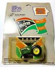 Oliver 1955 Scale Models Tractor - 1990 Farm Progress Show Amana, IOWA - New
