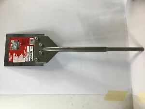 Milwaukee 48-62-4096 SDS-Max Demo Floor Scraper