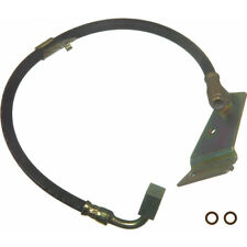 Brake Hydraulic Hose-4-Wheel ABS Front Left Wagner BH132034