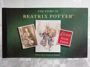 The Story Of Beatrix Potter - Royal Mail Book Of Stamps 1993. Unused / Complete.