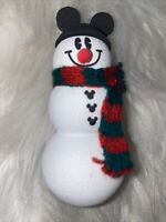 NEW Disney Antenna Topper Christmas Snowman Holiday Winter⛄️