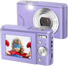 Ultra HD Digital Camera,1080P Mini Kid Vlogging Camera Video Camera 2.4