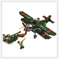 ENLIGHTEN 187Pcs Military Combat Zone Fighter Building Block 1705 Toys For Kids