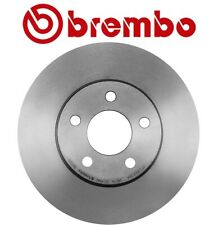 NEW Front Disc Brake Rotor Brembo Vented 257x22 5 Lugs for Dodge Plymouth Neon