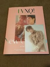 TVXQ - New Chapter #2 The Truth of Love (Pink) with Changmin Photocard