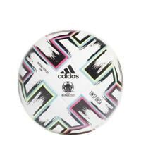 adidas Uniforia League Ball Gr.4 - weiß/schwarz/grün