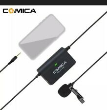 CoMica CVM-SIG.LAV V05 Professional Multifunctional Single Lavalier Microphone