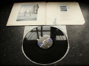 PINK FLOYD - WISH YOU WERE HERE - 1st UK PRESS - A1/B3 MATRIX - HEAR IT