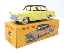 Dinky Toys by Atlas 1/43 Simca Versailles yellow black Model Car Metal # 24 Z