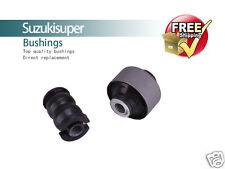 2 Front Lower Control Arm Bushing Daihatsu Terios 1999-2005 Quality Bushes Kit