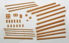 Wills SS46 Building Detail Pack A '00' Gauge = 1/76th Scale Plastic Kit 1st Post