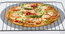 NERA RETE PER PIZZA FORNO LENZUOLO/VASSOIO- PER CROCCANTI BASI 32CM