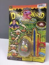 Ja-Ru Dino World Fossil Kit Dimetrodon Dinosaurs Science Project Kit Education