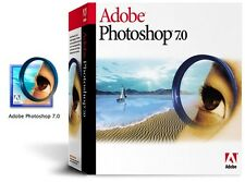 Adobe Photoshop 7.0 For Windows Lifetime License, Instant Email Delivery+ CD