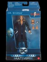 DC Shazam Movie Multiverse Sivana Action Figure Mattel