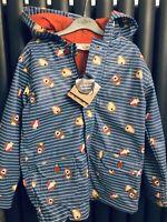 Lily & Jack Rain Jacket Summer Coat - Age 6-7 Years