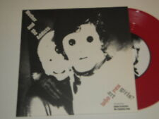 "Mother And The Addicts ‎– Who Art You Girls? [Limited Edition Pink Vinyl 7""] New"