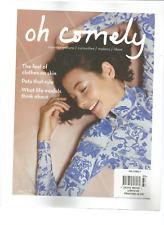 OH COMELY Magazine #37  2017, STORIESFILMMUSICFASHIONMISCHIEFIDEAS.