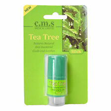 1 x CMS Medical Spot Macchia Trattamento essenziale TEA TREE OIL BALSAMO STICK 3.6g