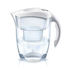 BRITA Wasserfilter ELEMARIS XL 3,5 Liter weiß mit MAXTRA+ Kartusche