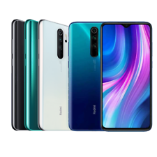 Xiaomi Redmi Note 8 Pro 6Go 128Go Smartphone Noir/Blanc/Vert/Bleu Global Version