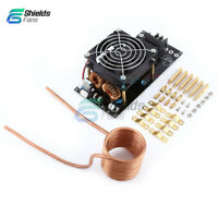 DC12-36V 1000W 20A ZVS Induction Heating Board Module Heater with Cooling Fan