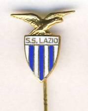 S.S. LAZIO football club PIN BADGE soccer ITALY calcio Italia ROME