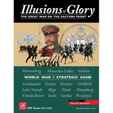 Illusions of Glory The Great Guerra on Eastern Front Wargame by GMT English