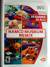 Namco Museum Remix (Wii) Complete - Clean,Tested & Fast Shipping