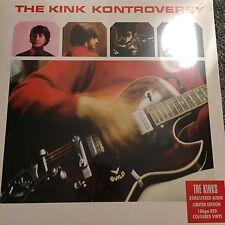 KINKS 'The Kink Kontroversy' 2015 RED 180g VINYL LP NEW & SEALED