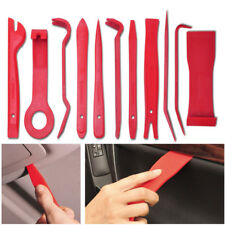 11Pcs Car Panel Dashboard Armrest Trim Moulding Removal Install Pry Open Tools