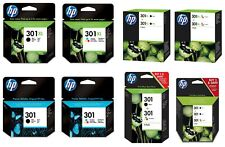 Original HP 301 Druckerpatronen für Deskjet 2050 1050 2510 2540 Envy 4500 5530