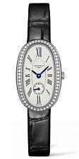 New Longines Symphonette Silver Dial Women's Diamond Watch L23060710