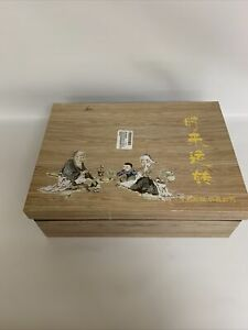 Chinese Gongfu Tea Gift Set Service Automatic Stone-Mill Porcelain