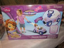 DISNEY Sofia the First Happy Hauler Ride On Girls 1-6 wagon cart 2 in 1 converts