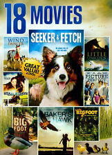 18 Movie Family Collection, Wind Dancer, Seeker & F... (DVD, 4-Disc Set) - C0925