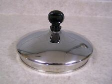 FARBERWARE STAINLESS STEEL REPLACEMENT PAN LID ONLY 5 3/8 ""