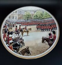 Queens Cavalry Plate By Fenton China Company