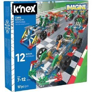 K'Nex Cars Building Set - 187pc - Kit no 25525