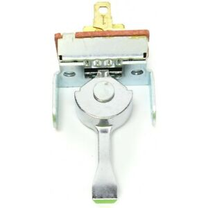 35837 4-Seasons Four-Seasons Blower Control Switch Front New for Le Baron Fury