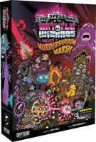 Epic Spell Wars of the Battle Wizards: 3 - Melee at Murdershroom Marsh