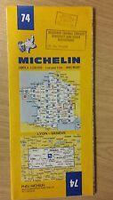 Lyon- Geneva: Michelin Map (M14)