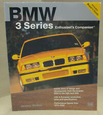 BMW 3 Series Enthusiast's Companion by Jeremy Walton-Like New Cond-Fast Shipping