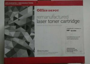Office Depot for HP Q1339a (HP 39A) Remanufactured Black Toner Cartridge